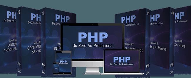 Como Aprender Php e HTML5 Passo a Passo – Treinamento Webmaster