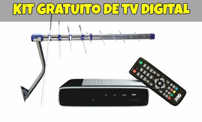 Resultado de imagem para tv digital