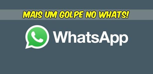 Fique Atento – Mais um Golpe no WhatsApp