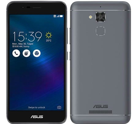 Zenfone 3 Max Cinza Asus