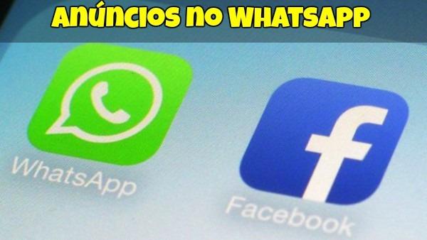 Anúncios no WhatsApp