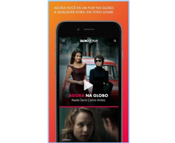 Assistir TV no Android Globo play