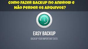 Como Fazer Backup no Android 1