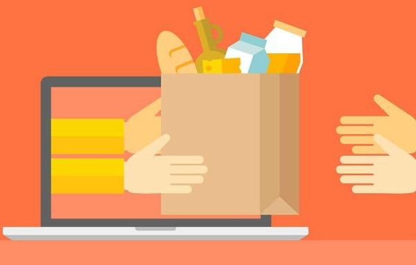 Compras em Supermercado Online