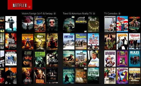 Download de Séries e Filmes da Netflix é Liberado
