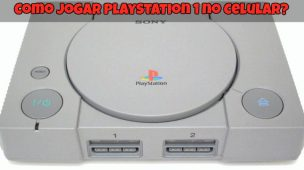 Jogar Playstation 1 no Celular 1