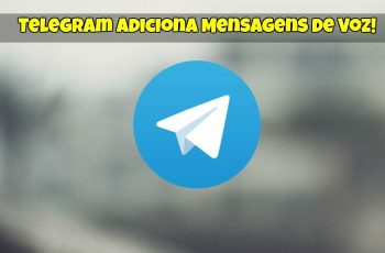 Telegram Adiciona Mensagens de Voz 1
