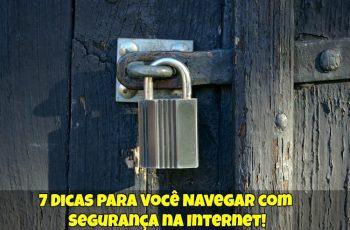 Navegar com Segurança na Internet 1