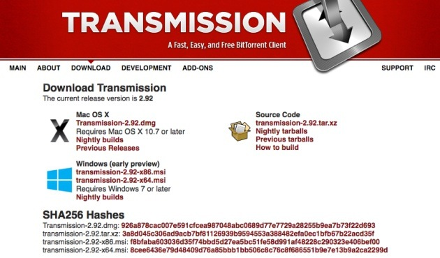 brecha-no-utorrent-transmission