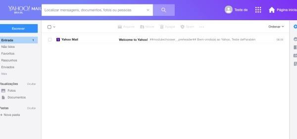 Como-Criar-Email-no-Yahoo-de-Forma-Gratuita-tela-caixa-de-entrada
