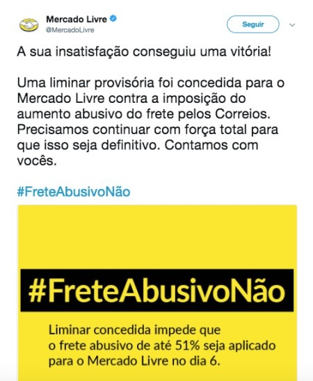Twitter-Mercado-Livre-Aumento-de-Preço-dos-Correios-1